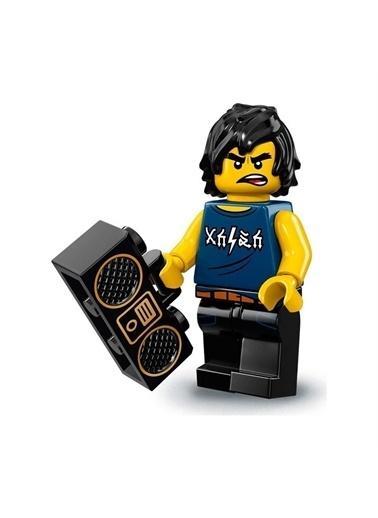Lego Lego Minifigür - Ninjago Movie - 71019 - Cole Renkli